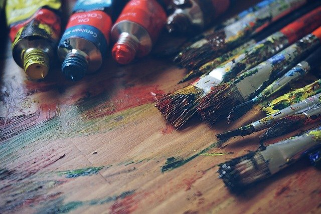 painting supplies for fine art restoration